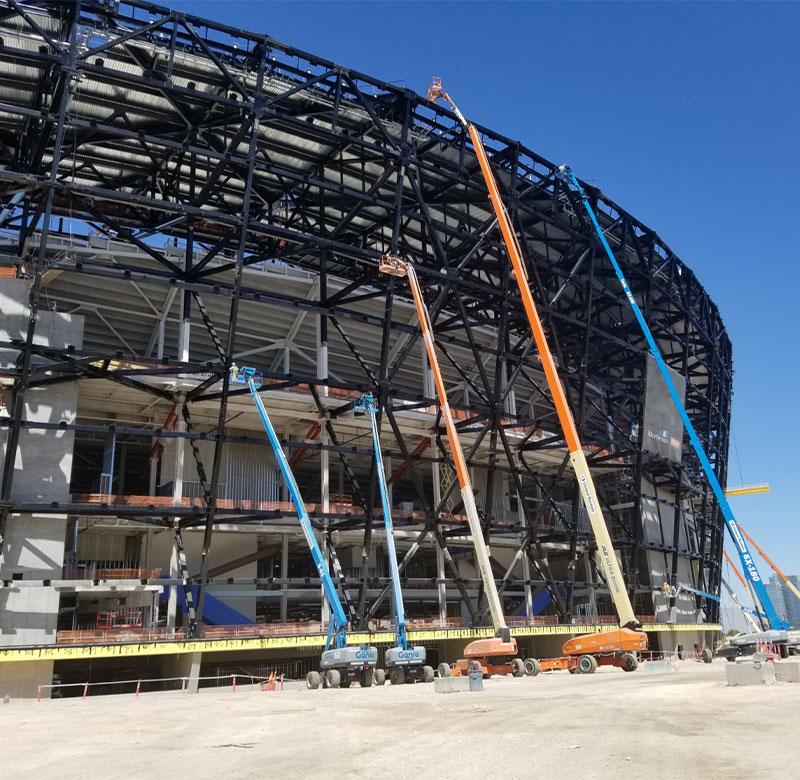 Las Vegas Raiders Stadium, Las Vegas, NV