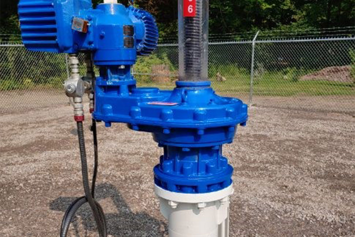 Michels Northern Natural Gas Meter Station