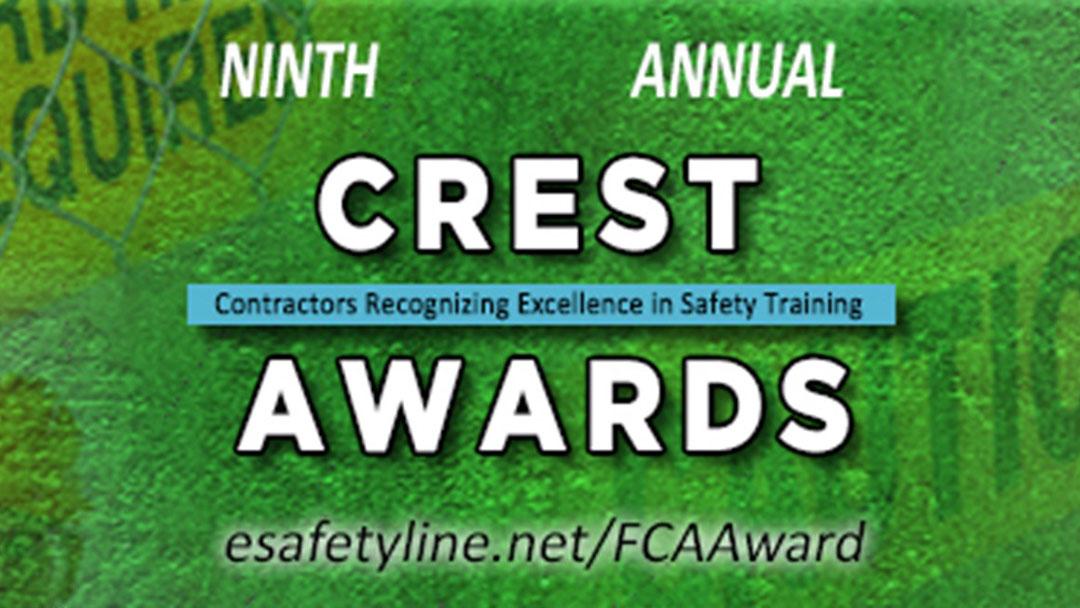 Crest Award Top 3 Finalist