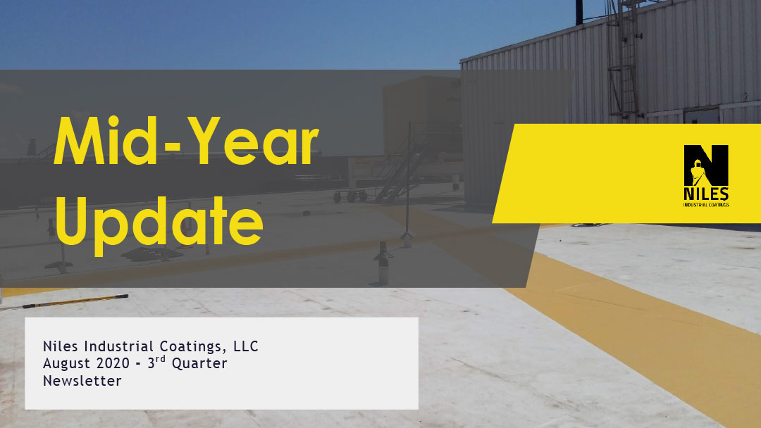 Niles Mid-Year Update Newsletter Aug 2020