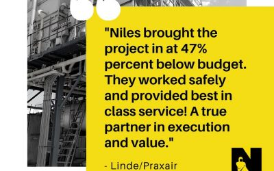 Customer Testimonial – Linde & Praxair